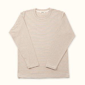 メンズ長袖Tシャツ(ボーダー)
