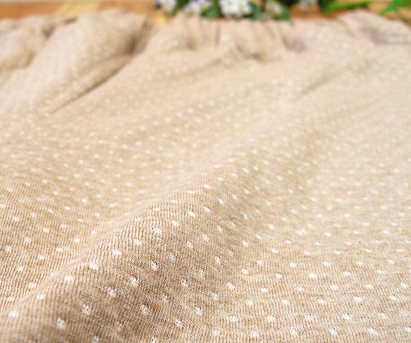 オーガニックコットン綿100%の生地