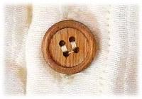 ぱじゃま(pajyama)の木製ボタン