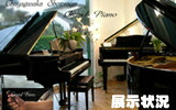 ピアノ展示状況