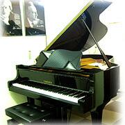 ピアノ練習室 ヤマハグランドピアノG3