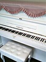 ヤマハピアノ U1