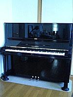 ピアノリフレッシュ修理 ヤマハ U3H
