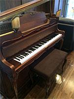 ドイツ製ピアノ シンメル