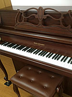 コーラー&キャンベル 東洋ピアノ