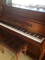 新品ピアノ カワイ C113N