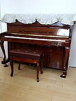 東洋ピアノ アポロ A-118W