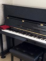 カワイピアノ KU10