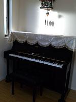 ヤマハピアノ U1H