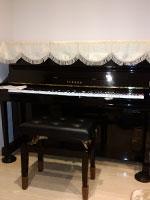 ヤマハピアノ YU1SZ