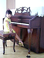 新品ピアノ コーラー&キャンベル