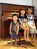 ドイツピアノ ザイラー