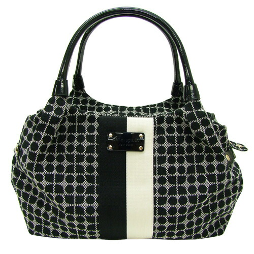 Kate Spade Stevie Classic Noel Black Shoulder Bag 88