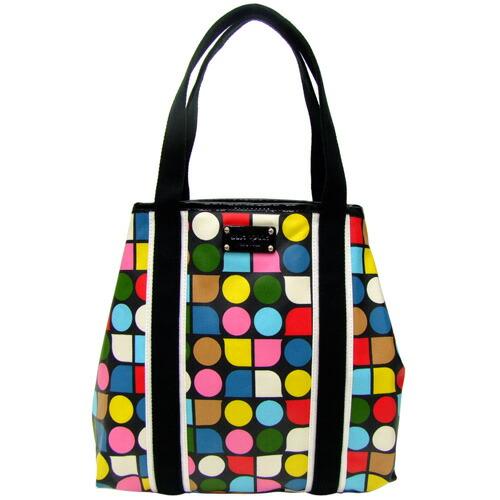 NEW Kate Spade Rainbow Noel Eddie Tote Black Bag NWT