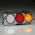 丸型3連LEDテールランプ小型セット