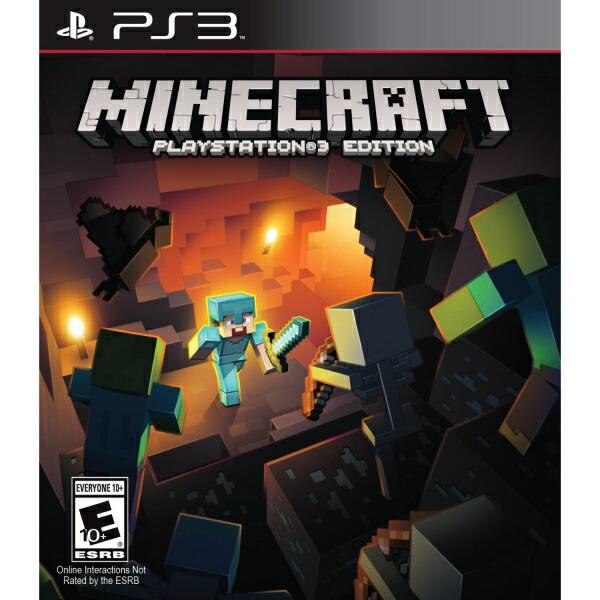 Minecraft Playstation 3 Edition�ڳ��������ǡۢ����������Ρ����ܸ�ɽ��OK