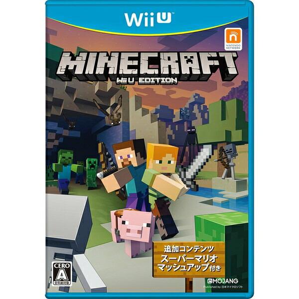 MINECRAFT:Wii U EDITION