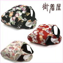 Street clothes original 'kimono accessories can be stowed ♪-fitting accessory storage Japanese pattern bag all tri-color-etc... of subject goods