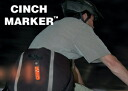 Such as NITE-IZE (ナイタイズ) Cinch Marker clinch marker dog walk