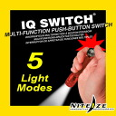 NITE-IZE (ナイタイズ) IQ Switch mini MAG AA アイキューの魅力は?by switch for minimag AA