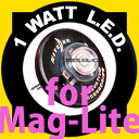 MAGLITE led Maglite niteize 1WLED upgrade mods MAG-LITE miniMAG mini Maglite mini Mag light