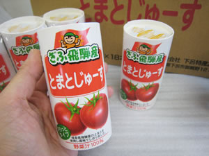 ぎふ tomato juice from Hida