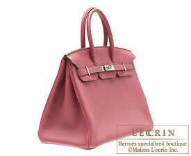 Lecrin boutique tokyo rakuten global market hermes birkin bag 35 bois de rose clemence for Chambre bois de rose