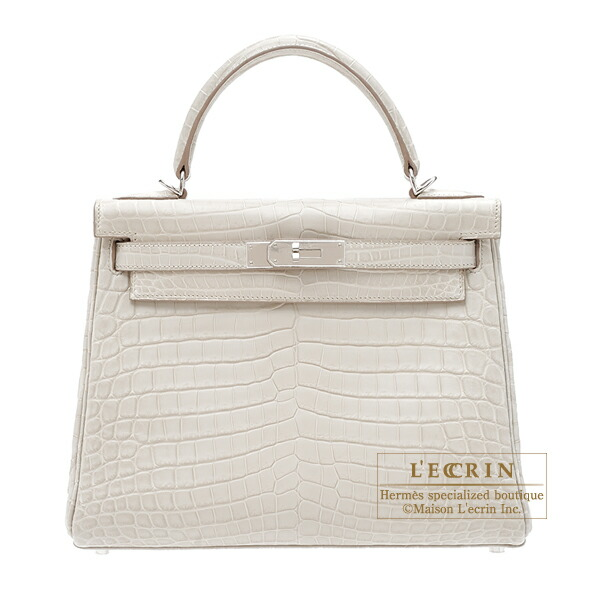 hermes kelly crocodile