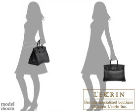 hermes birkin bag so black