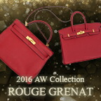 2016 AW Collection[Rouge grenat]