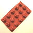 シリコンフレックス SF074 SMALL ROSE small rose HD 15