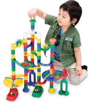 スロープ [知育玩具/学習玩具 ...