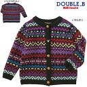 Your face button knit Cardigan (80 cm and 90 cm) upup7 apap8