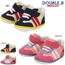 upup7 ★ double B mesh sneaker style shoes ベビープレ ( 11-12.5cm)