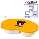 B NEW double fs3gm! Black bear ★ baby dishware