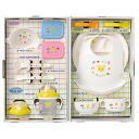 Miki House first ■ ★ baby food is fun ♪ luxury baby Dinnerware set