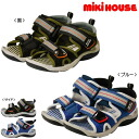 (30 %OFF/ unboxed) toe guard Russell double Outdoor kids ' sandal (16 cm-18 cm)