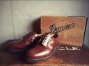 Danner [Donner] POSTMAN SHOES [DARK BROWN] postman shoes (dark brown) D-4300-DA