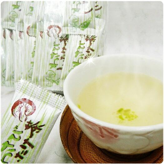 お徳用 わさびしいたけ茶(50袋入り)