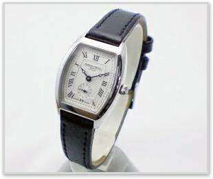 【IMAGE 1】カーフ時計ベルト(黒色)