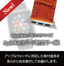 AppleWatchパーツ取付けサービス
