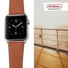 カジュアルにもフォーマルにも使える防水カーフ! ディモデル牛革交換用時計ベルトジャンボ