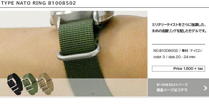 TYPE NATO RING B1008S02