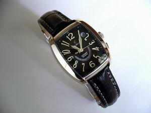 時計ベルトをモレラートのPLUSに交換したCITIZEN XC エコドライブ 電波時計 コンスパイヤシリーズ