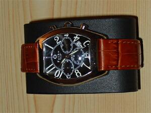 時計ベルトをモレラートのボーレに交換したFurbo F8004