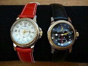 時計ベルトをモレラートのリバプールに交換したRitomo Latino