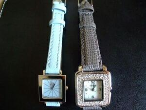 時計ベルトをモレラートのビオリノに交換したアビステ