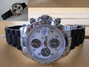 時計ベルトをモレラートのイゼーオに交換したチュードルクロノタイムT79280P59