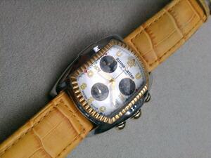 時計ベルトをモレラートのボテロに交換したリトモラティーノクワドロドーディッチ