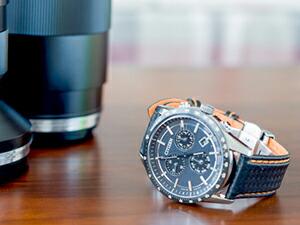 時計ベルトをモレラートのBIKINGに交換したシチズンコレクション MENS-エコ・ドライブ BL5495-05E